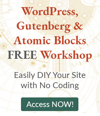 WordPress, Gutenberg & Atomic Blocks Free Workshop